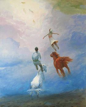 Return Heaven by Ji-qun Chen