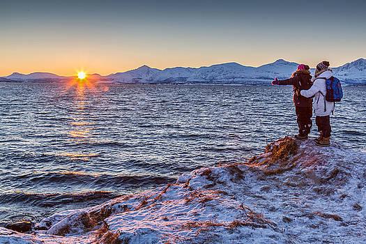 Return of the Sun by Mark Ledingham
