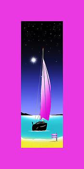 Return To My Island of Dreams by Peter Stevenson