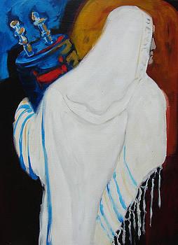 Returning the Torah by Renee Kahn