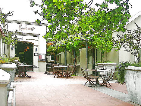 Reuben's in Franschhoek by Jan Hattingh