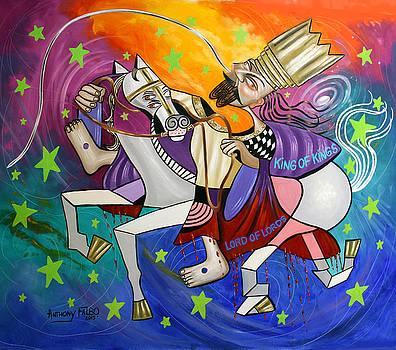 Revelation 19 11-16 by Anthony Falbo