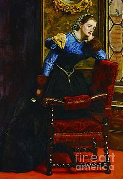 Reverie 1864 by Padre Art