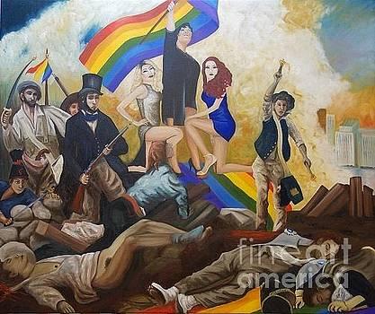 Revolution by Fredrik Flink