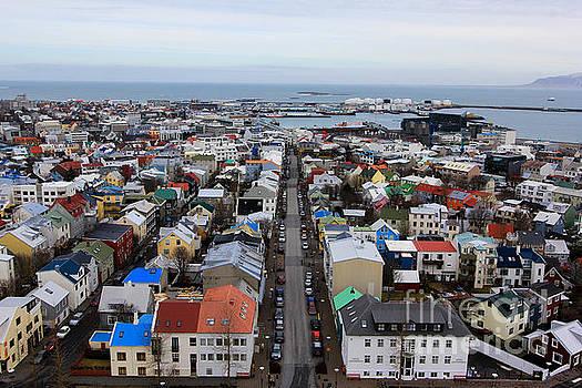 Reykjavik by Jennifer Ansier