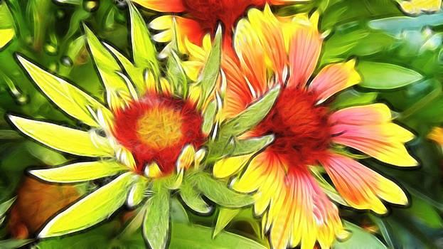 Rhapsody of the Flower Choral by Bobbie Barth