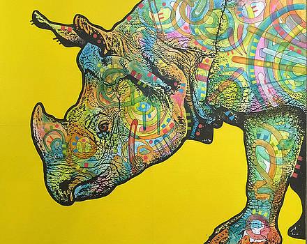 Rhino by Dean Russo