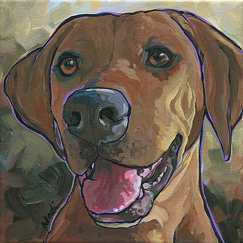 Rhodesian Ridgeback by Nadi Spencer