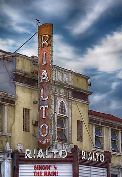 Rialto Theater by Steven Michael