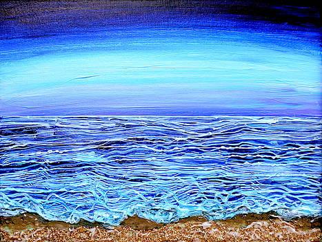 Ribbons of Water by Regina Valluzzi