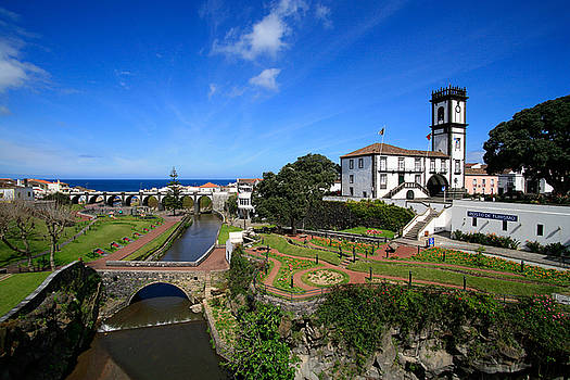 Gaspar Avila - Ribeira Grande - Azores islands