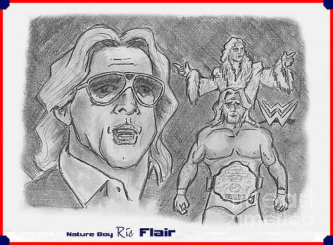 Chris  DelVecchio - Ric Flair -The Nature Boy