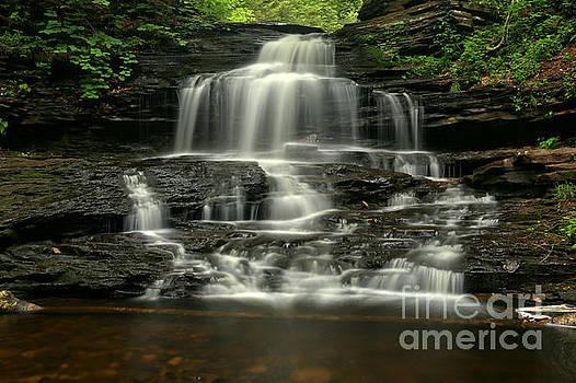 Adam Jewell - Ricketts Glen Onondaga Falls