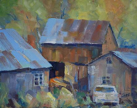 Rico Garage by Gary Gore