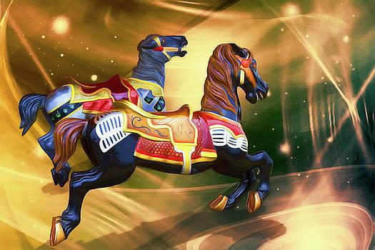 Ride the Painted Ponies by John Haldane