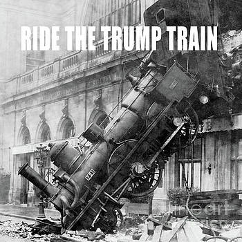 Edward Fielding - Ride the Trump Train