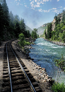 Riding The Rails by Jim Hill