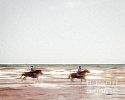 Riding the Tide by Edmund Nagele