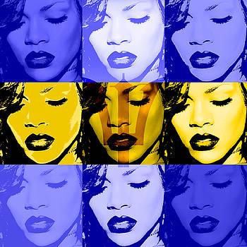 Rihanna Warhol Barbados by GBS by Anibal Diaz