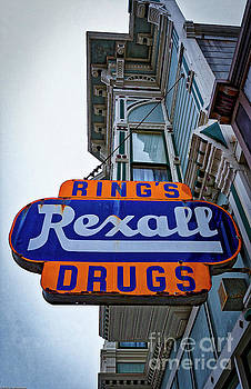 Ring's Rexall Drugs  by Mitch Shindelbower