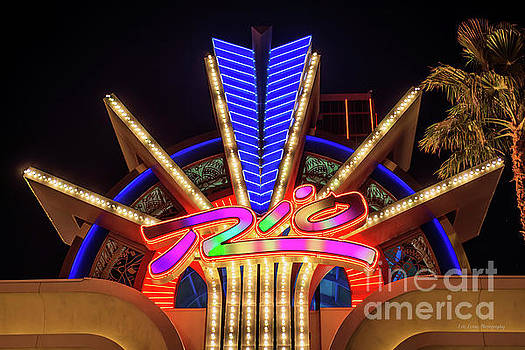 Rio Casino Small Neon Sign by Aloha Art