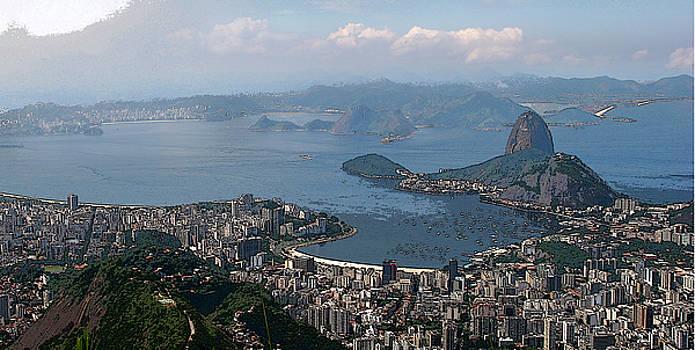 Rio de Janerio by Jim Kuhlmann