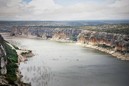 Judy Hall-Folde - Rio Grande River