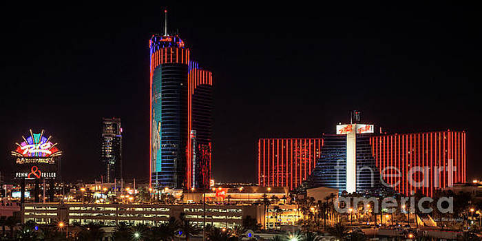 Rio Hotel and Casino Night by Eric Evans