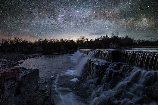 Rise and Fall by Aaron J Groen