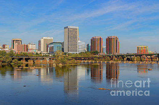 River City Reflections by Ava Reaves