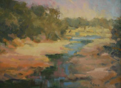 River Haze by Gary Gore