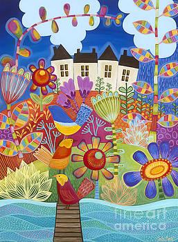 River of dreams by Carla Bank