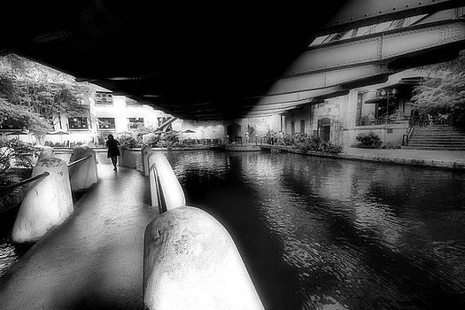 River Walkin by Robert McCubbin