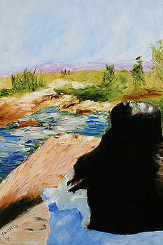 River Watch by Ellen Young