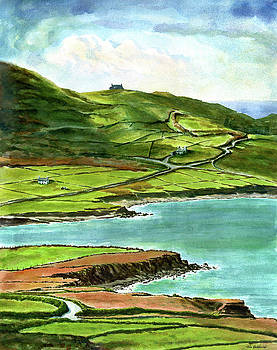 Road to Limerick by Tom Hedderich