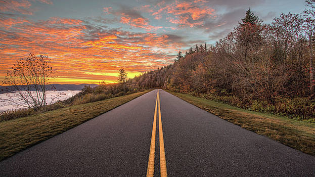 Road To Paradise by Johnny Crisp