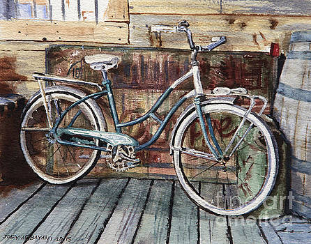 Roadmaster Bicycle by Joey Agbayani