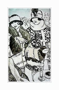 Roaring 20s by Lilliana Mendez