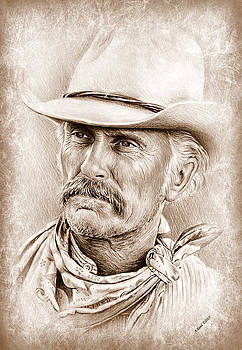 Robert Duvall  The Western Collection by Andrew Read