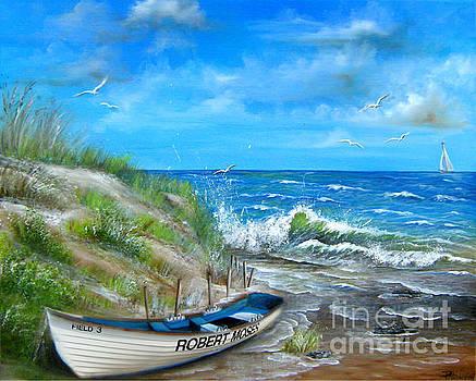 Robert Moses Beach by Patrice Torrillo