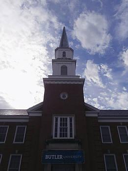 Robertson Hall - Butler University by Dan McCafferty
