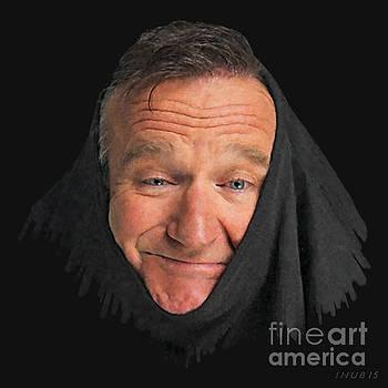 Robin Williams 2 by Stephen Shub