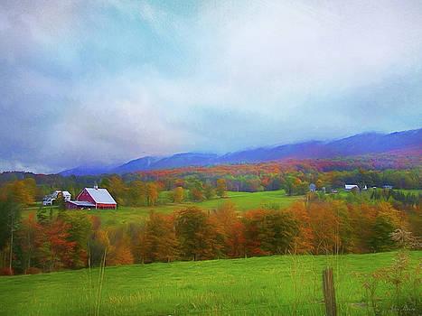 Rochester, Vermont Farm by John Rivera