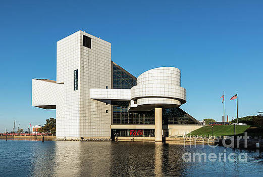 Rock and Roll Hall of Fame by John Greim
