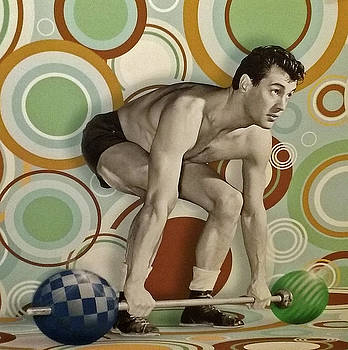 Rock Hudson The Athelete by Jay Milo