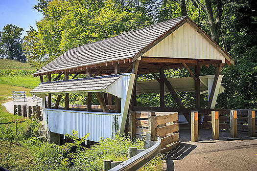 Jack R Perry - Rock Mill Covered Bridge