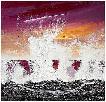 Rock Pools by Peter Stevenson