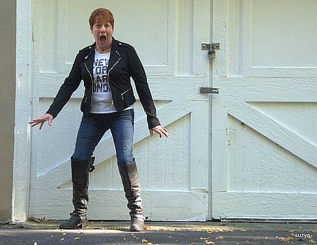 Rock Star Amy Salino by Sue Rosen