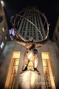 Rockefeller center by Bener Kavukcuoglu
