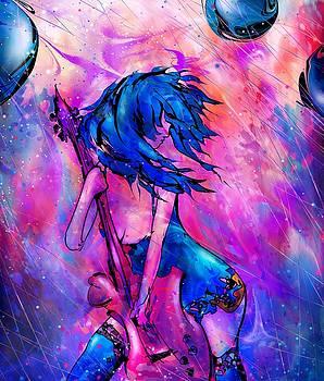 Rocker Girl by Rachel Christine Nowicki